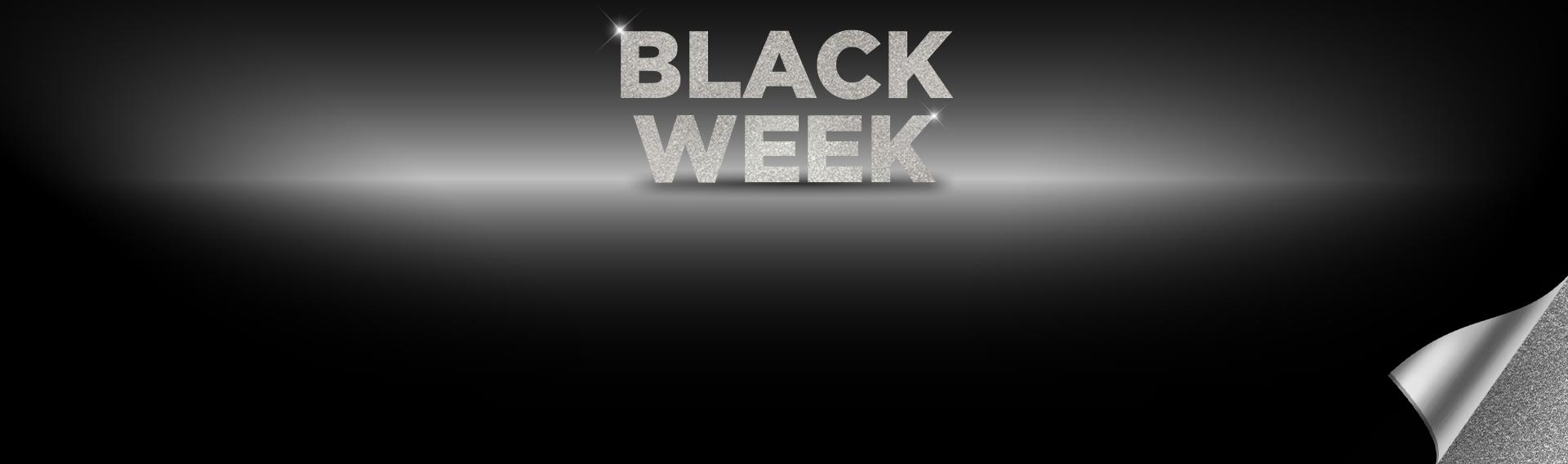 Black Week. Ahorra hasta 23%* ¡Las mejores ofertas del año están aquí!