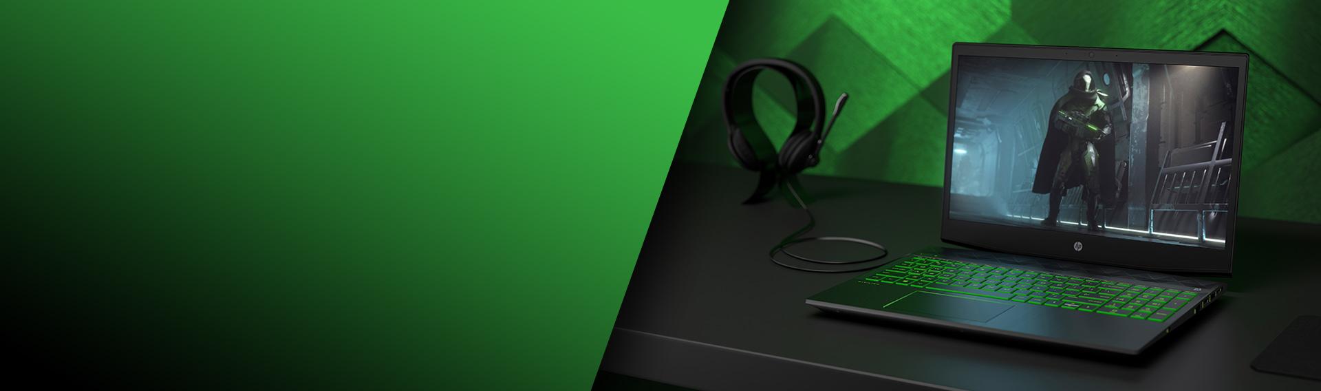 Notebooks HP Gaming ¡Saca el gamer que llevas dentro!