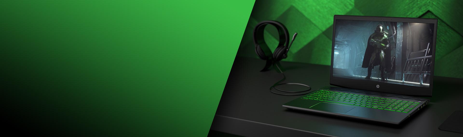 Ahorra hasta 24%* en Notebooks HP Gaming