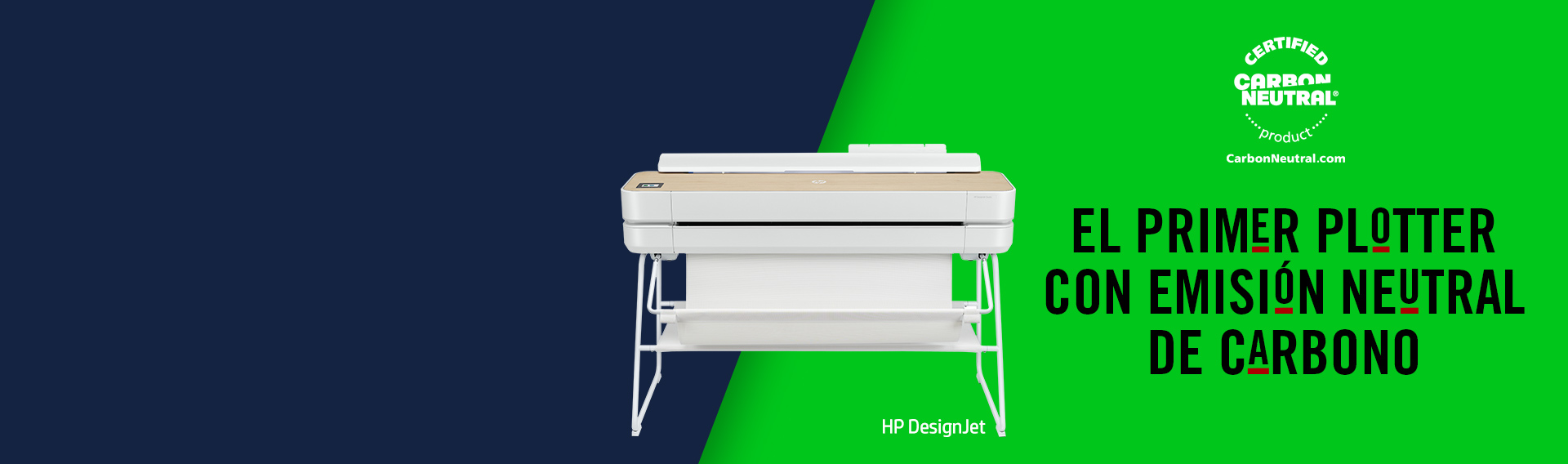 Nueva serie HP DesignJet con hasta 28% dcto.*