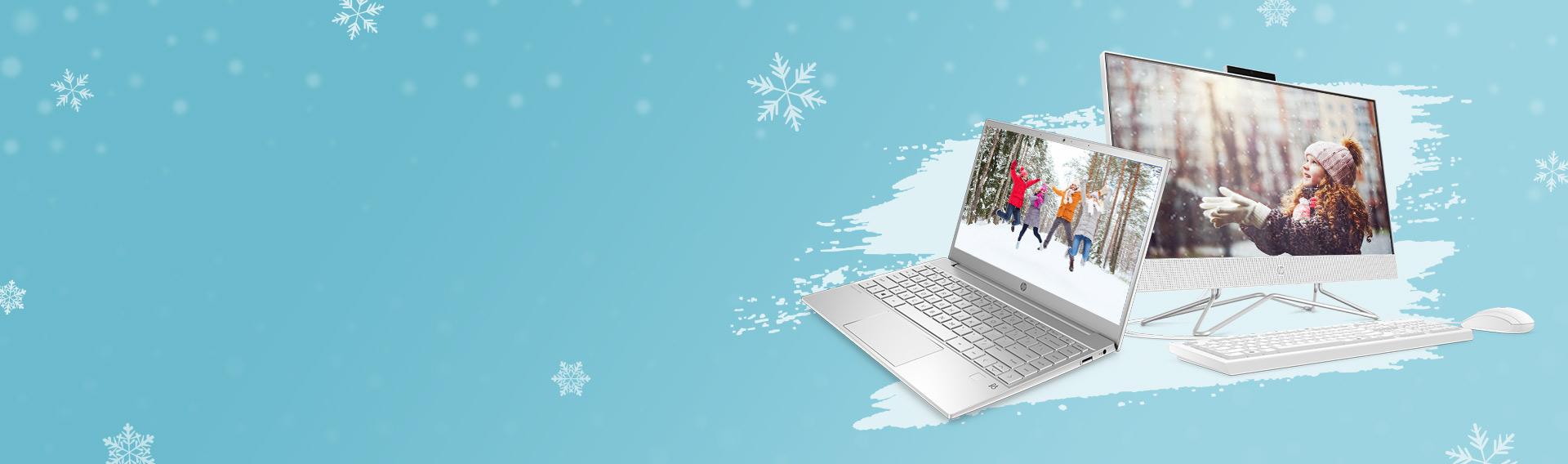 Prepárate para ahorrar hasta 26%* en la tecnología más sorprendente de HP.