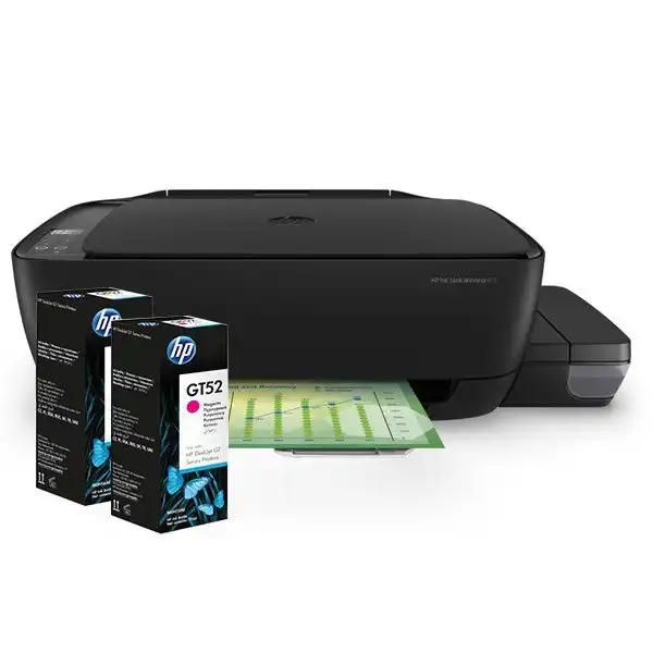 Botellas de Tinta para Impresora HP Ink Tank Wireless 415