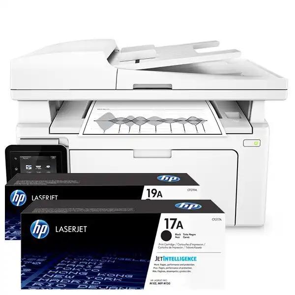 Cartuchos de Tóner para Impresora Multifuncional HP LaserJet Pro M130fw