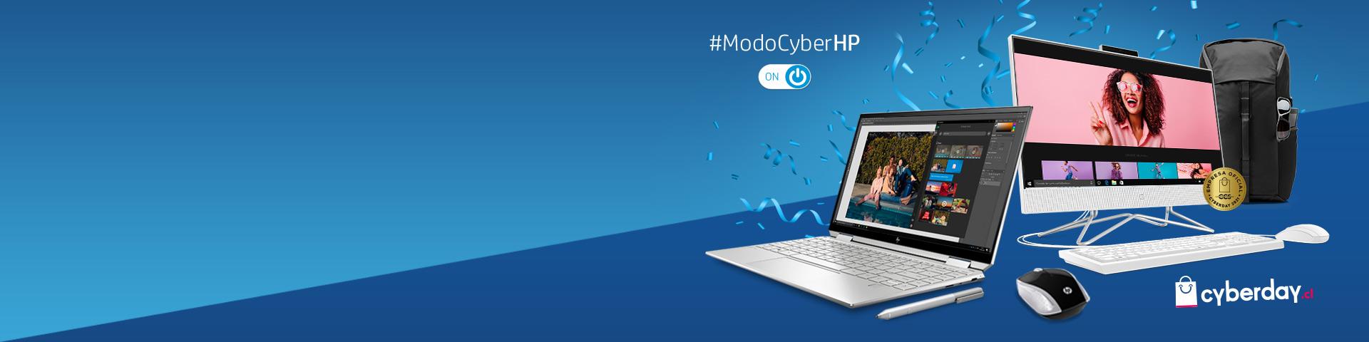 Ofertas de CyberDay 2021 de HP Online