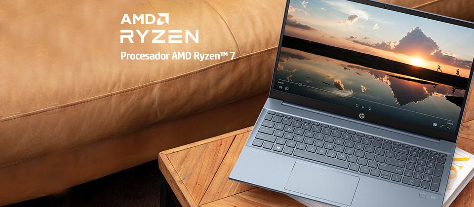 Vive la tecnología de nuestros equipos con procesadores AMD.