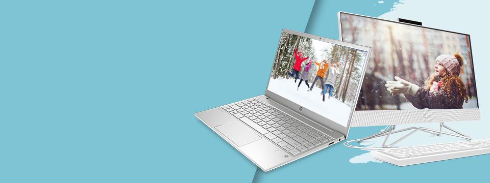 Ahorra hasta 26%* en la tecnología más sorprendente de HP.