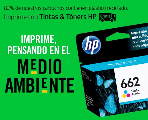 Tintas & Tóners HP con Envío Gratis.