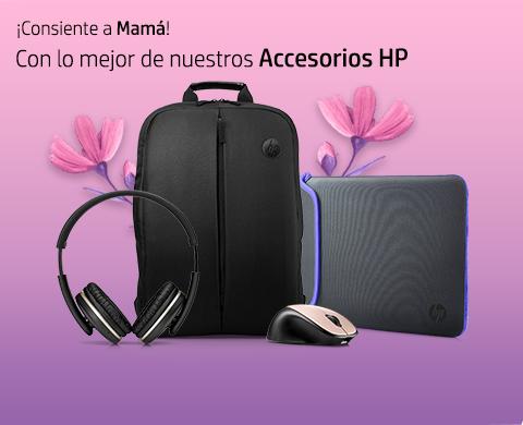 ¡Consiente a Mamá! Con lo mejor de nuestros Accesorios HP.