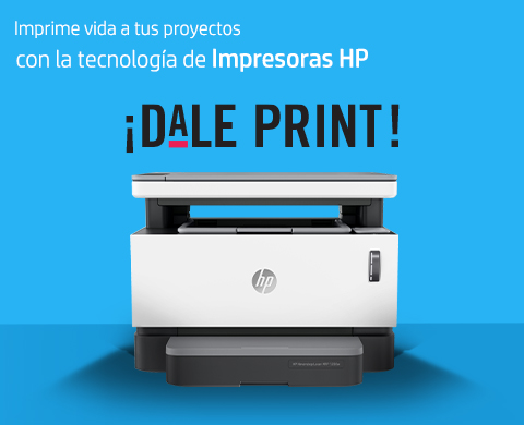 ¡Dale vida a tus proyectos con la tecnología de impresoras HP!